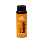 Adidas: Deep Energy - deosprej 150ml (muž)