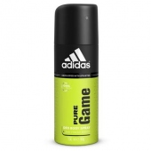 Adidas: Pure Game - deosprej 150ml (muž)