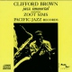 Brown Clifford Jazz Immortal