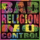 Bad Religion No Control / Re-mastered