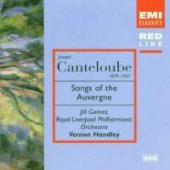 Songs Of The Auvergn./Gomez