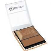 Dermacol: Bronzing Palette - make-up 9g (žena)