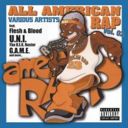 All American Rap Vol.2