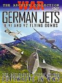 German Jets And V1 And V2 Flying Bombs