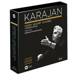 The Herbert Von Karajan Collection: Haydn / Mozart / Schubert - Symphonies