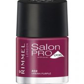 Rimmel London: Salon Pro  /402 Urban Purple/ - lak na nehty 12ml (žena)