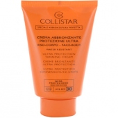 Collistar: Ultra Protection Tanning Cream SPF 30 - kosmetika na opalování 150ml (žena)