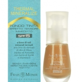 Frais Monde: Thermal Mineralize Foundation SPF15  /3/ - make-up 30ml (žena)