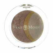 Frais Monde: Thermal Mineralize Baked Trio Eyeshadow  /4/ - o�n� st�ny 2,2g (�ena)