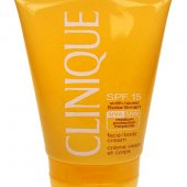 Clinique: SPF15 Face Body Cream - kosmetika na opalování 150ml (žena)