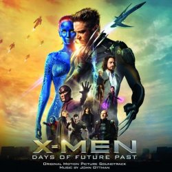 X-Men:Days of Future Past [LP]