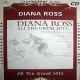 Ross, Diana CD All The Great Hits