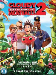 Cloudy With A Chance Meatballs 2 - Pal/region 2-bilingual 2