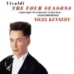 Vivaldi: The Four Seasons - 25th Anniversary Edition (cd+dvd)