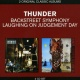 Thunder CD Backstreet Symphony / Laughing On...(limit