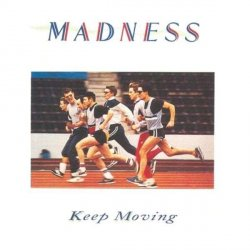 Keep Moving -Ltd- [LP]