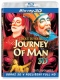 Blu-ray Filmy Cirque du Soleil: Journey of Man 3D 3D