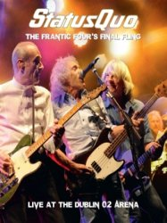 Frantic Four´s Final Fling // = Live At The Dublin O2 Arena =+cd