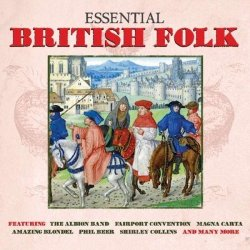 Essential British Folk