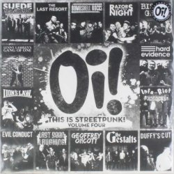 Oi! This Is Streetpunk 4