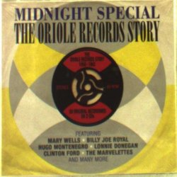 Oriole Records Story´56-