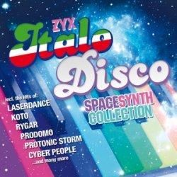 Zyx Italo Disco Spacesynth Collection/ Jewelcase