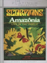 Amazonia-live In The Jungle / Pal / Recorded Manau, Brasil, August 9 2007