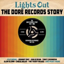 Lights Out/dore Records Story // 60 Tracks // Jan&dean,von Gayles,deane Hawl