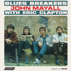 Blues Brakers With Eric.. [LP]