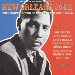 New Orleans Soul - The Original Sound Of New Orleans Soul 1960-1975
