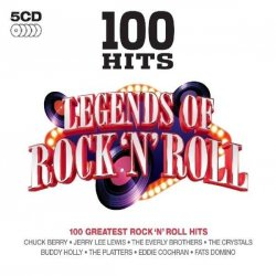100 Hits - Legends Of Rock´n Roll