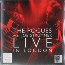 Pogues With Joe Strummer Live In London - Rsd 2014
