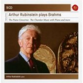 Rubinstein Plays Brahms..