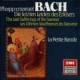 Bach, C.P.E. Last Sufferings Of The..