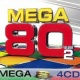 Various CD Mega 80 Vol.2