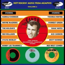 Hot Rockin´ Music From Memhis Vol. 2