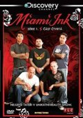 dvd obaly Miami Ink 4