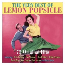 Very Best of Lemon Popsic