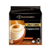 Tassimo Jacobs Cappuccino T-Disc - expirace 29.9.2012