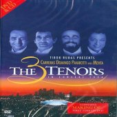 3 Tenors With.. -dvd+cd-