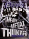Saxon Blu-ray Heavy Metal Thunder - The Movie