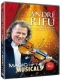 Rieu Andre Blu-ray Magic Of The Musicals