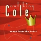 Cole Nat King CD Songs From The Heart