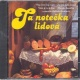 Various CD Ta Notecka Lidova