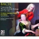 Bach Johann Sebastian CD 7 Concertos For Harpsichord And Strings  /  St. James Baroque Players, B