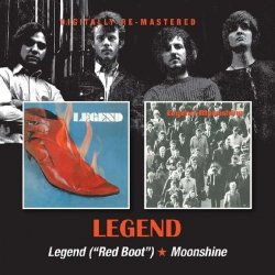 Legend (red Boot Album)/moonshine, 1970 And 1971 Albums
