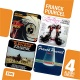 Pourcel Franck CD Coffret 4cd Cinema / Ltd