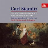 Stamic, K. : Koncertant. Sinf. In D & I
