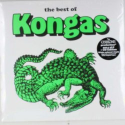 Best Of Kongas -lp+cd-