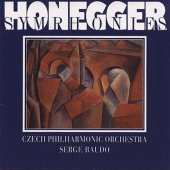 Honegger: Symfonie Č. 1 - 5, Pacific